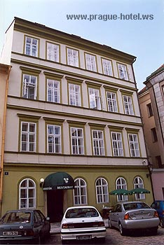 Pictures and photos of hotel Biskupsky Dum in Prague