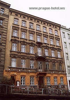 Pictures and photos of Pension Musketyr in Prague
