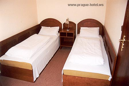 Double room at Hotel Pav