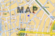 map with prague pension husuv dum location